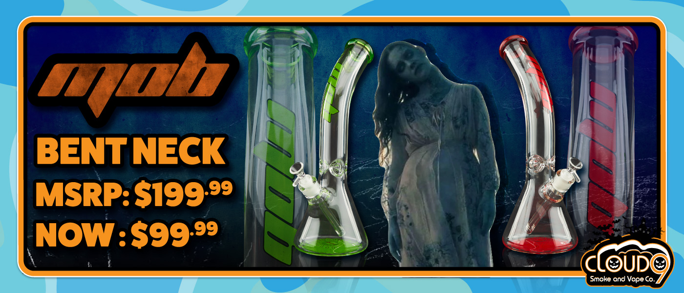 Mob Bent Neck Water Pipe Sale