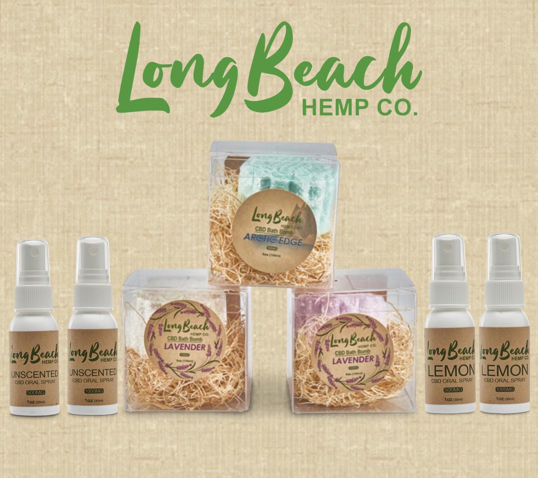 Longe Beach Hemp Co. Beauty