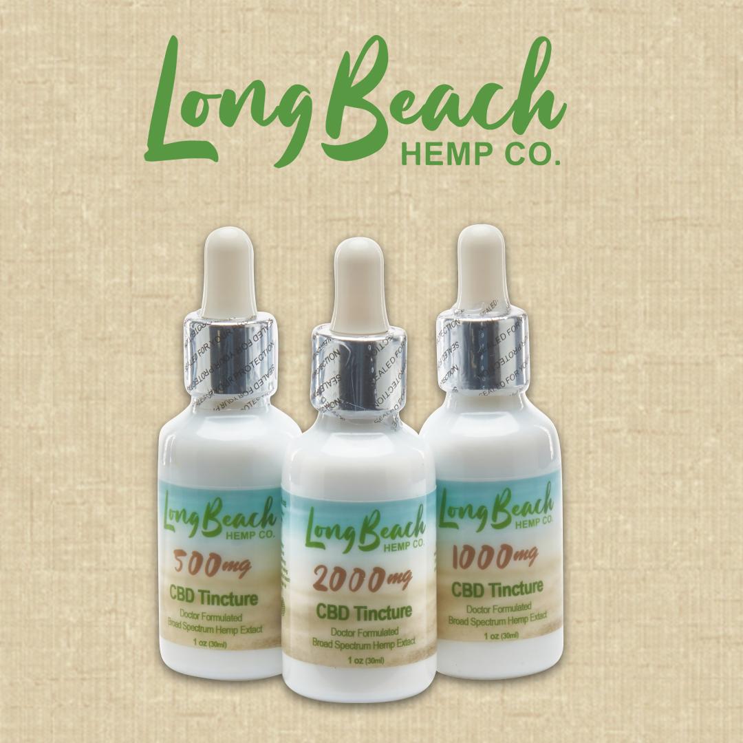 Long Beach Hemp Co. Tinctures